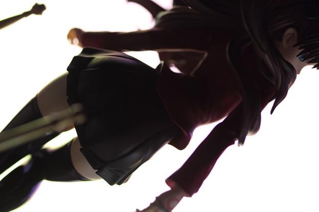 遠坂凛 unlimited blade works_9