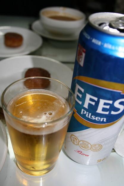 チャナッカレ エフェスビール