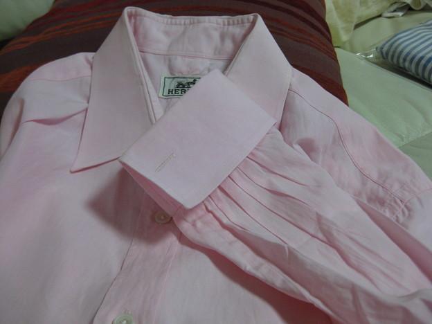Yシャツ ダブルカフ