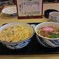 Photos: ぬまた国府町中315-2TEL088-642-5567  丼セットが良く知られてる店で大 晦日...