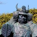 甲斐国の守護神。