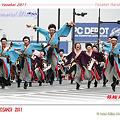 銀輪舞隊_01 - ちばYOSAKOI 2011