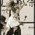 写真: チームよさいけ_02 - 原宿表参道元氣祭 スーパーよさこい 2011