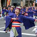 写真: 上總組_06 - よさこい東海道2010