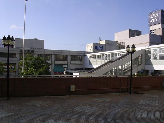 苫小牧駅10