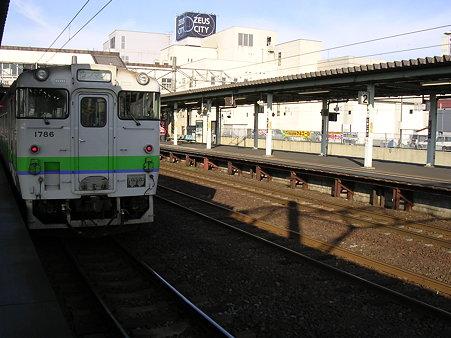 苫小牧駅7