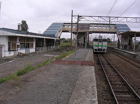茶志内駅7