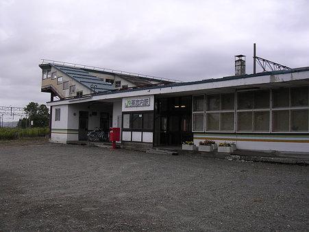 茶志内駅3
