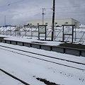 写真: 浜小清水駅ホーム