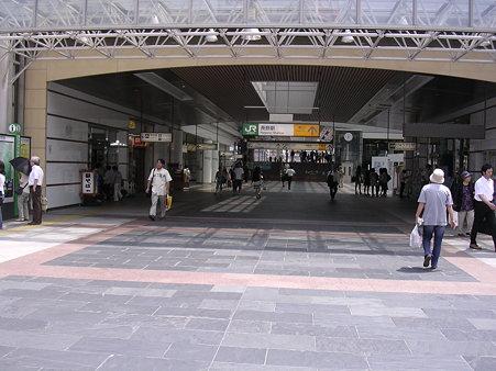 長野駅自由通路