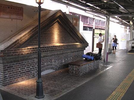 甲府駅ホーム2