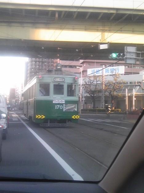 電車 信号 路面 交通信号サイクル集 高知市はりまや交差点