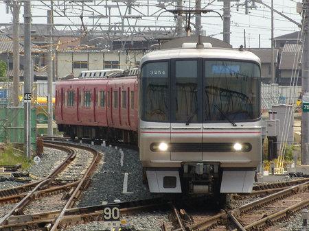 3500系+3154F@太田川河和線より入線