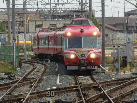 7011Fブライダルトレイン@太田川河和線より入線