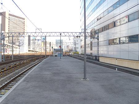 あおなみ線名古屋駅ホーム延伸用地