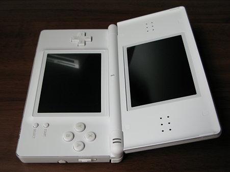 2009.07.03 ニンテンドーDS Lite(4/4)