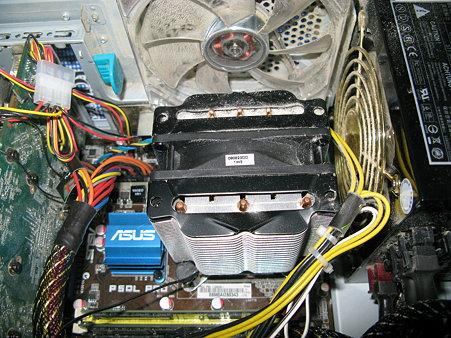 2009.07.28 CPU換装(2/3)