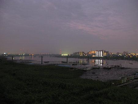 2009.08.14 東京湾