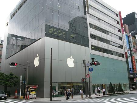 2009.08.14 AppleStore 銀座