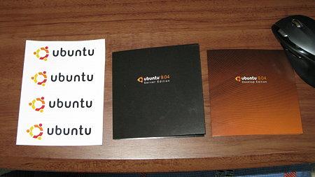 Ubuntu フリーCD リクエスト(3/6)