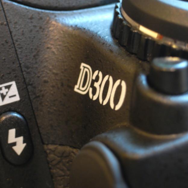 Photos: NIKON D300?