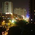 Photos: 窓からの風景(夜)