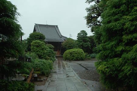 谷中 経王寺 大黒堂