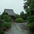 写真: 谷中 経王寺 大黒堂