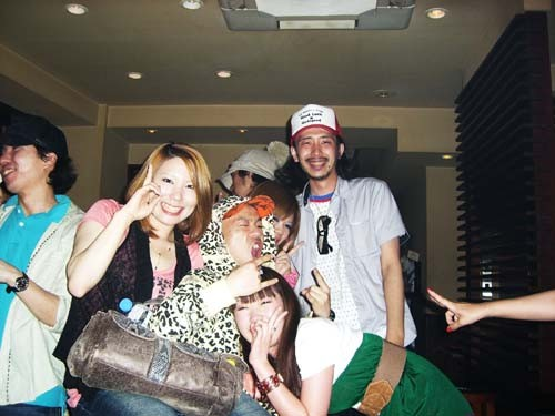 pastcore and late and singer EMI