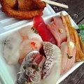 写真: 寿司バイキング