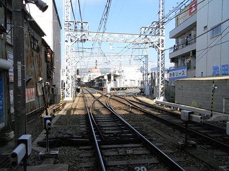 石橋駅構内