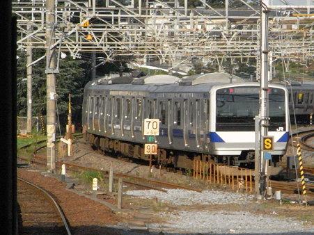 E531系(取手駅)