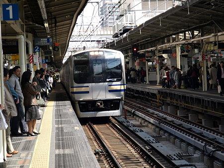 E217系(横浜駅)