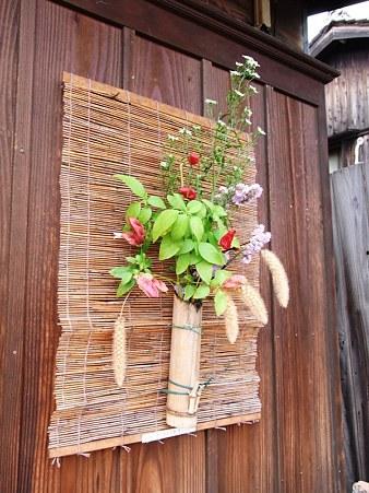 御手洗お花飾2