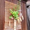 Photos: 御手洗お花飾2