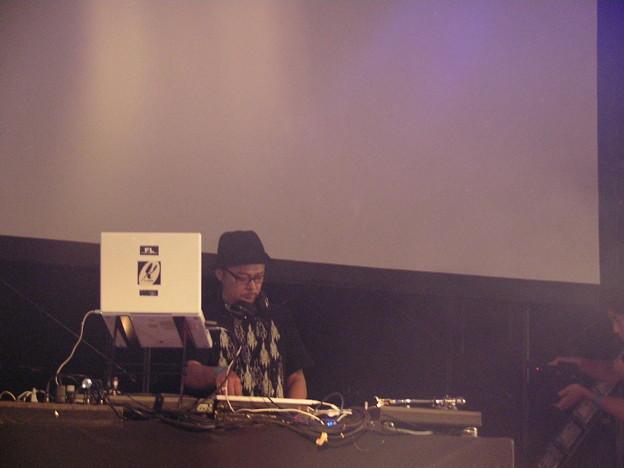 写真: DJ KRUSH
