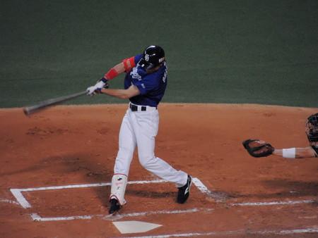 大島洋平選手。