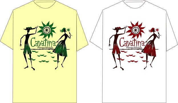 "PRIVATE KITCHEN ""CAVATINA""T-shirts"