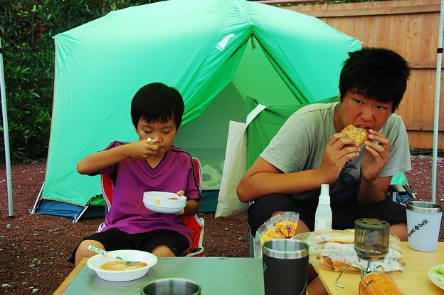 Photos: 雲見オートキャンプ場090