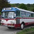 写真: 三菱鉱業バス 展示車(札2う16-59)