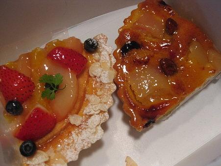 FLO の ケーキ