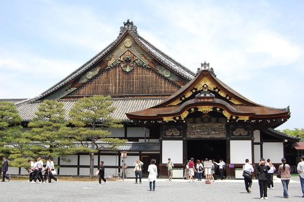 写真: 二条城 二の丸御殿