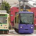 Photos: 離合シーン 2014.7.3