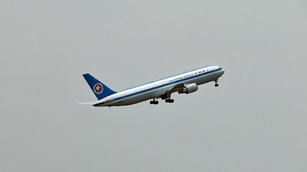 全日空 B767-300