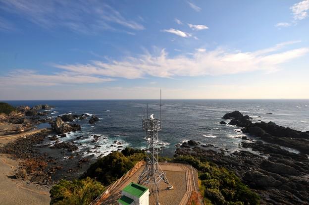 潮岬灯台からの眺望(1)