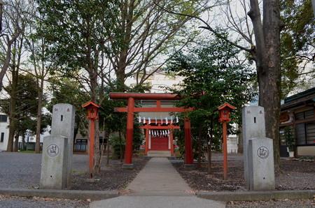 大國魂神社 稲荷神社