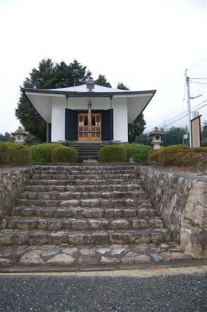 滋賀盛安寺 仏像庫