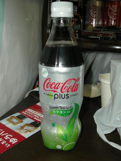 コカコーラ +カテキン