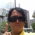 Photos: ひとり街頭署名活動15日目