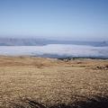 阿蘇 外輪山を望む